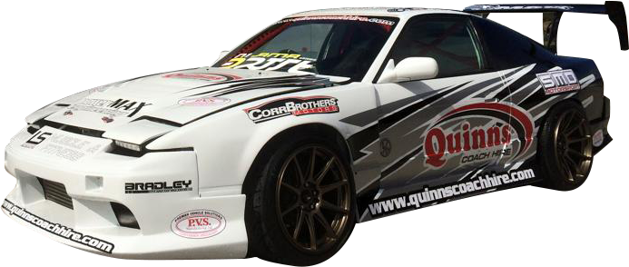 Quinns M-Sport Drift Car Specialists