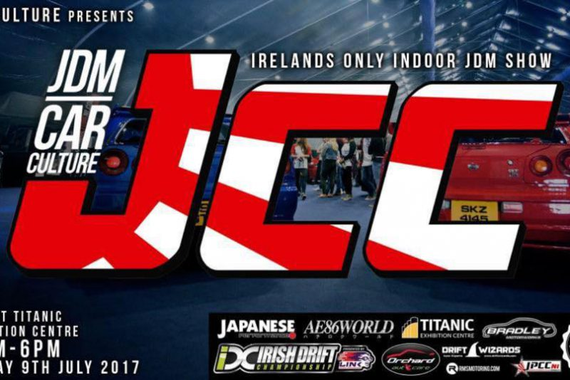 Quinns M-Sport at JDM Car Culture this July