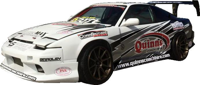 Quinns M-Sport Drift Car Specialists